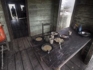 Pico Turquino, baracca dei sorveglianti