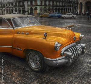 Auto d'epoca a l'Havana