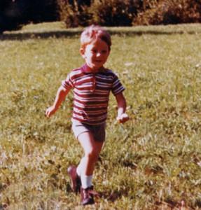 fin da piccolo amavo correre...