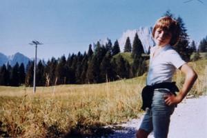 amavo già le montagne...