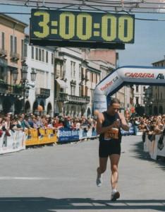 maratona di Padova, 2002