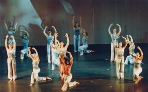 saggio di danza, 1999