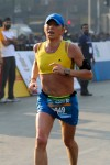 Mumbai marathon 2012 - Arrivo